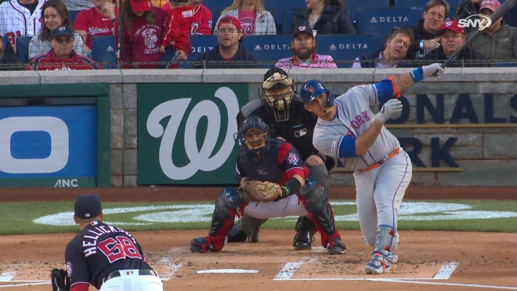 Ramos grand slam, Syndergaard lift Mets over Washington