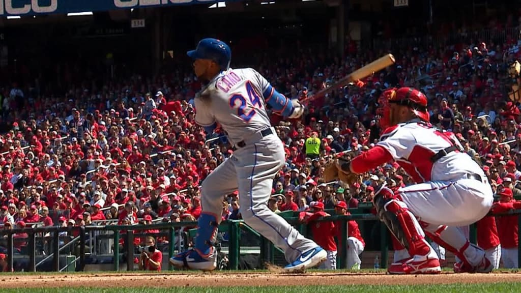Cano's impressive debut carries Mets past Nationals on Opening Day