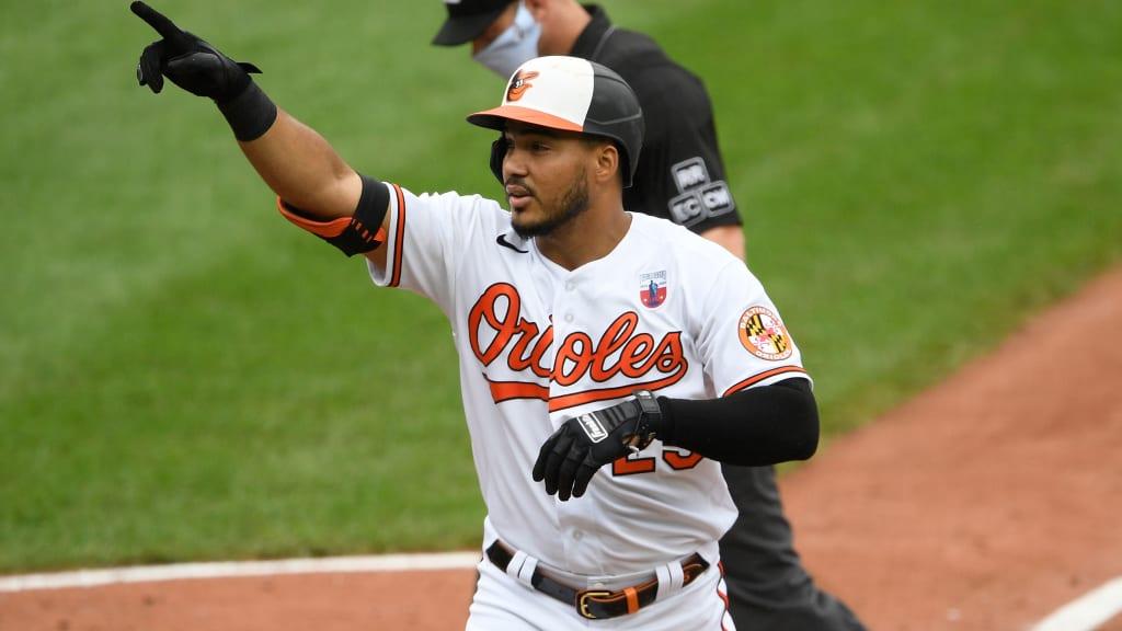 Anthony Santander Baltimore Orioles Baseball Player Jersey