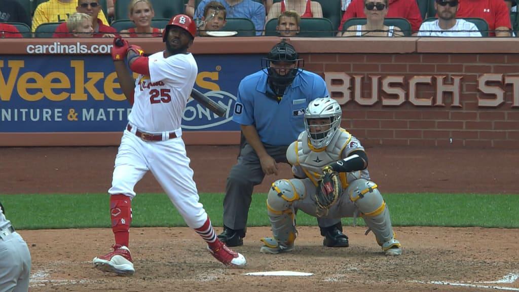 Lane Thomas grand slam Cards win | MLB com