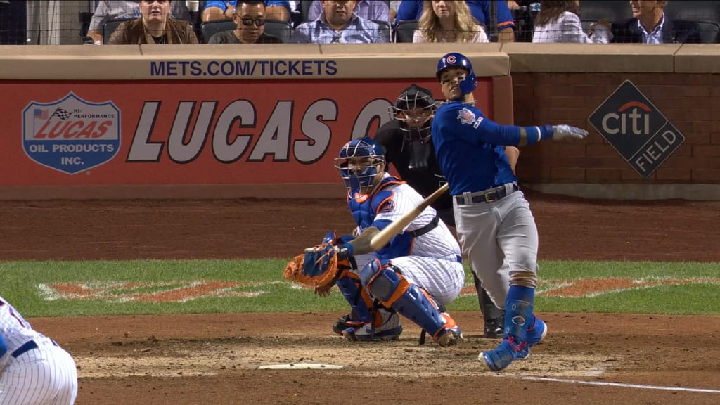 Cubs top Mets on Tuesday night at Citi Field