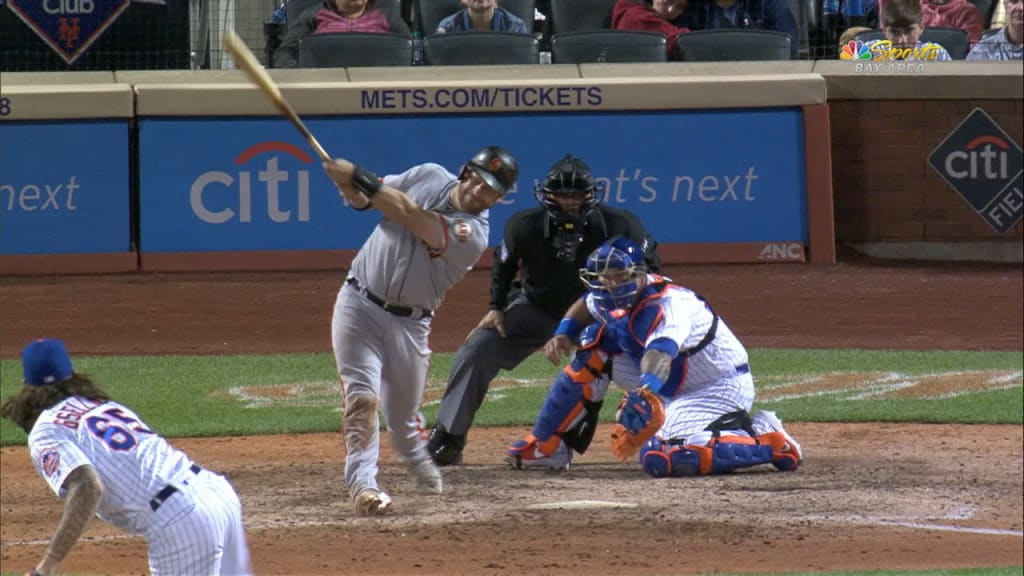 6-run top of the 10th inning lifts Giants over Mets