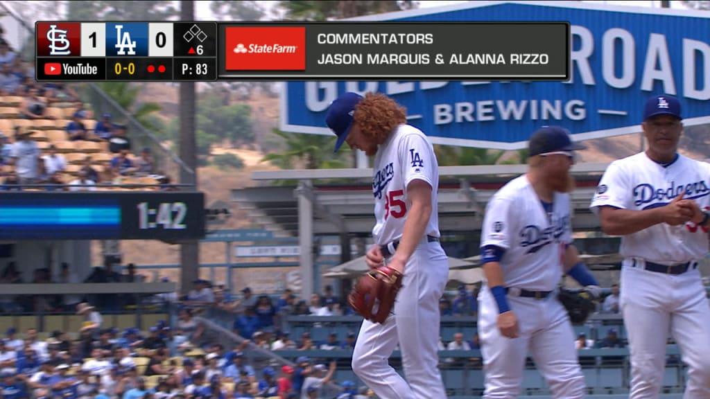 Dodgers Get 10th Walk Off Win Of Season Mlbcom