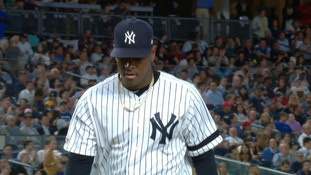 Yankees shutout Angels in Luis Severino's debut
