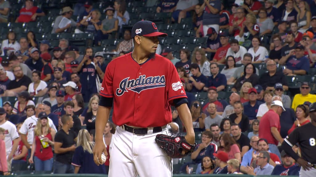 Terry Francona on using Carlos Carrasco | Cleveland Indians