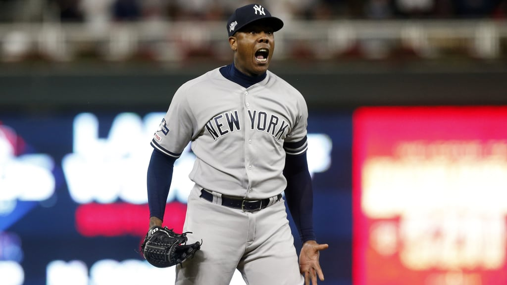 Report: Aroldis Chapman reaches new deal with Yankees