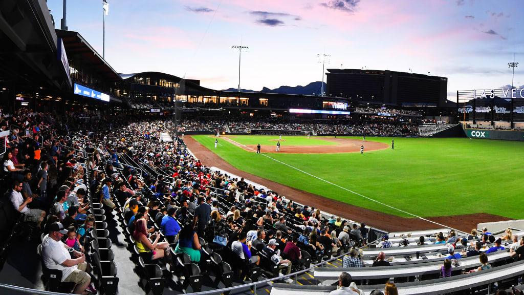Las Vegas Ballpark 2019