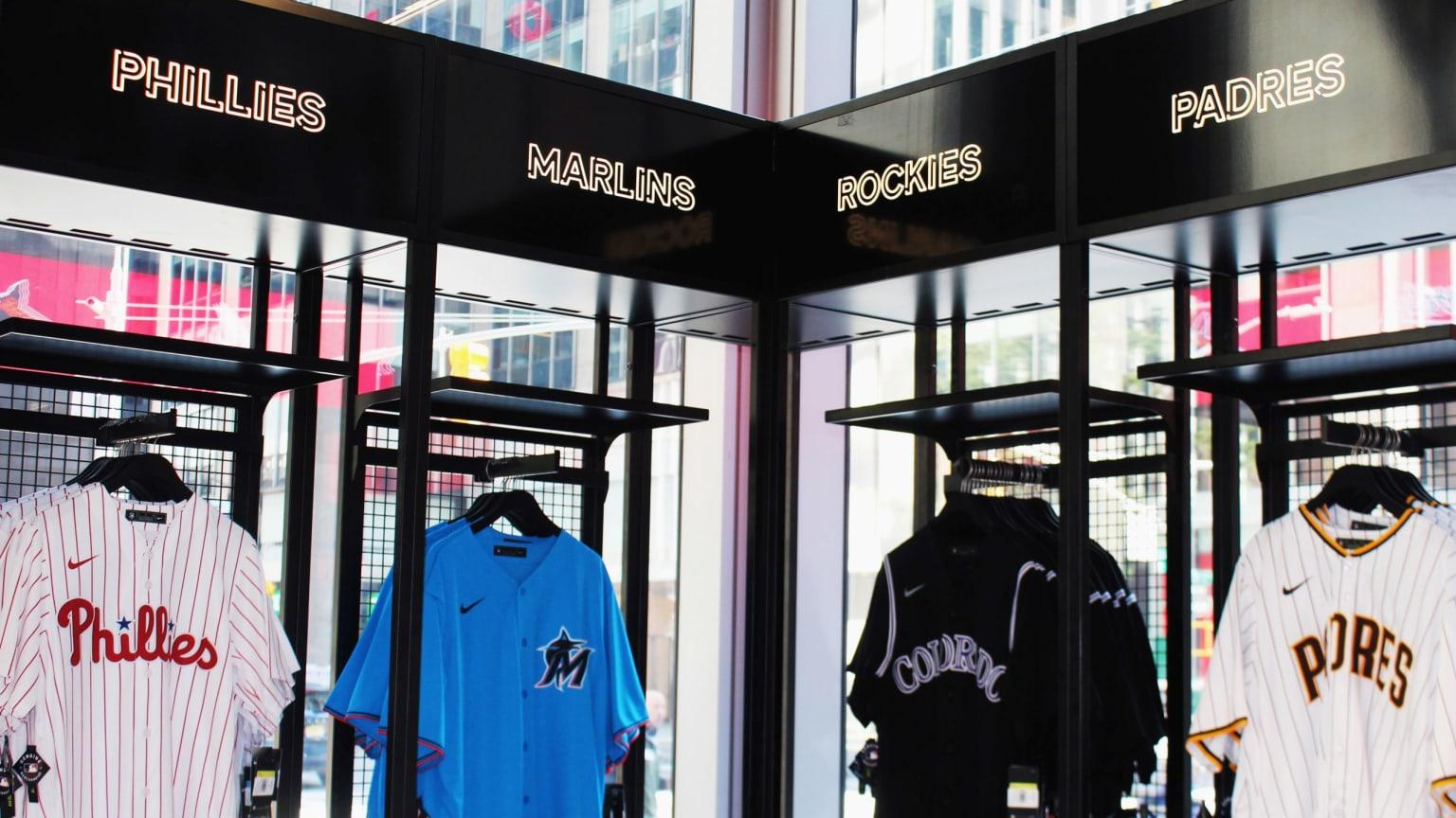 MLB New York City Flagship Retail Store | MLB.com