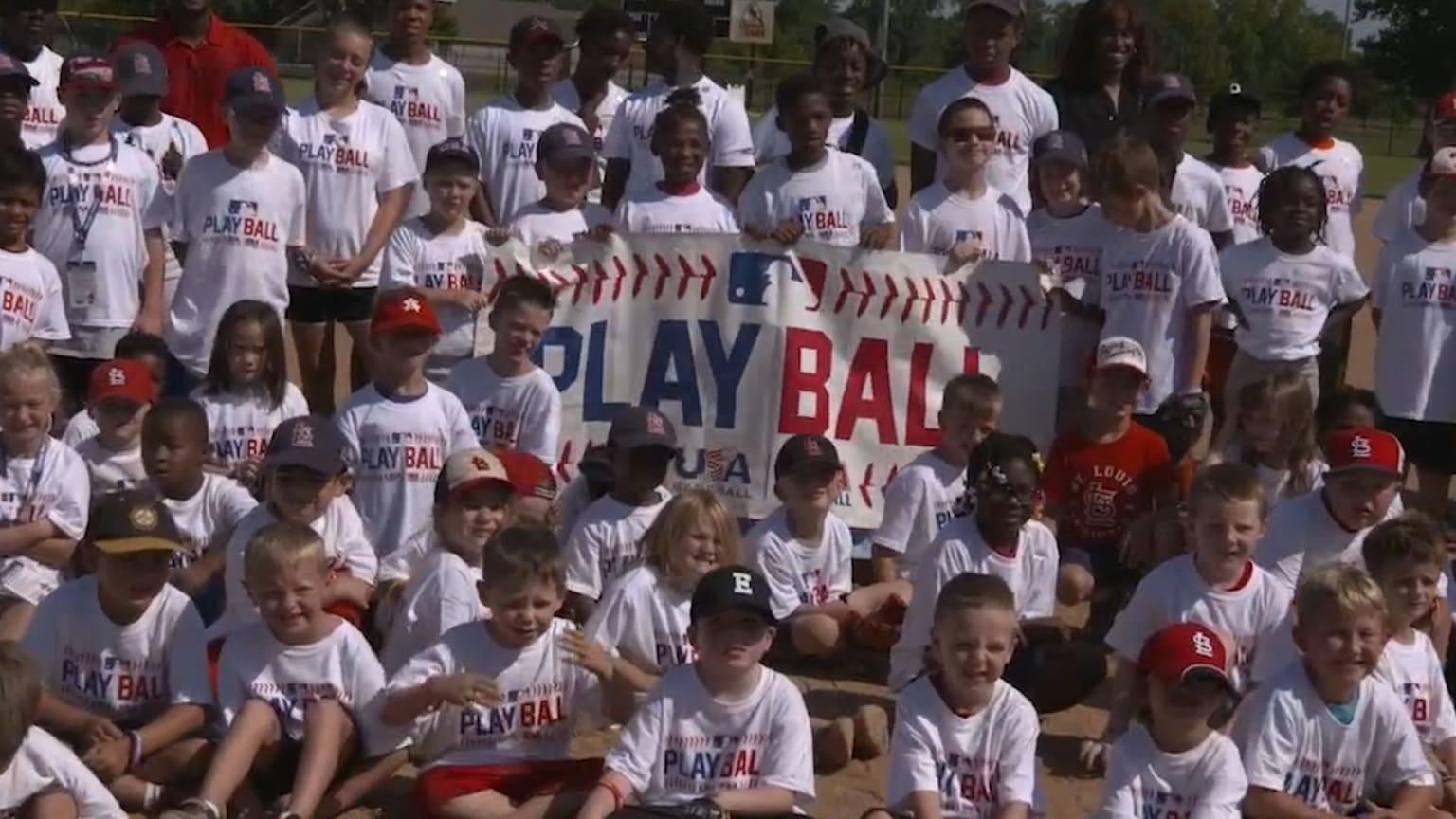 Welcome | Play Ball