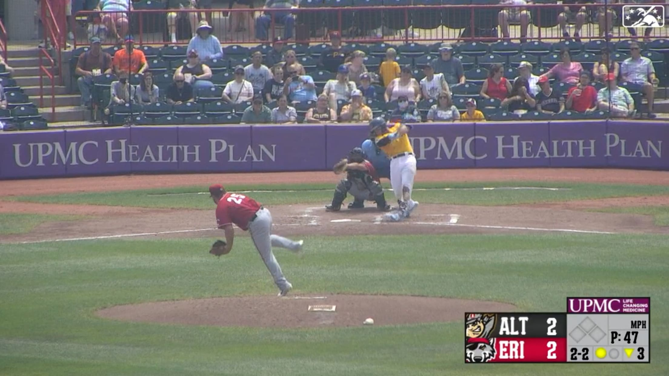 Torkelson smashes second Erie HR