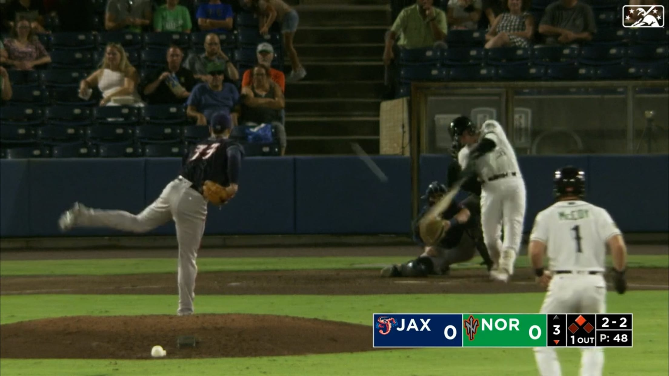 Adley Rutschman laces RBI triple