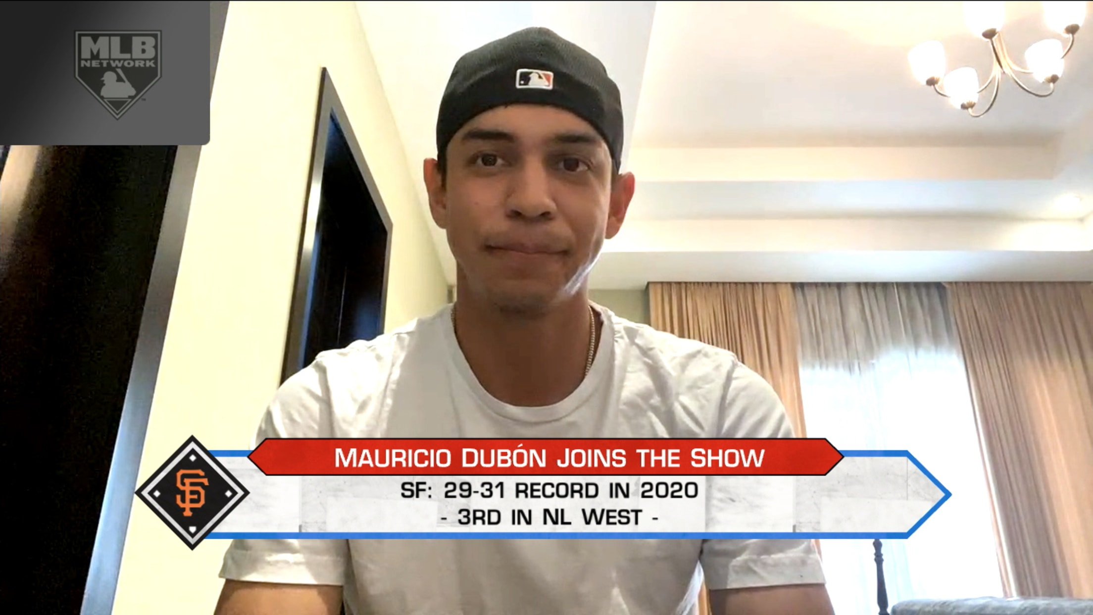 Mauricio Dubón on 2020, Honduras