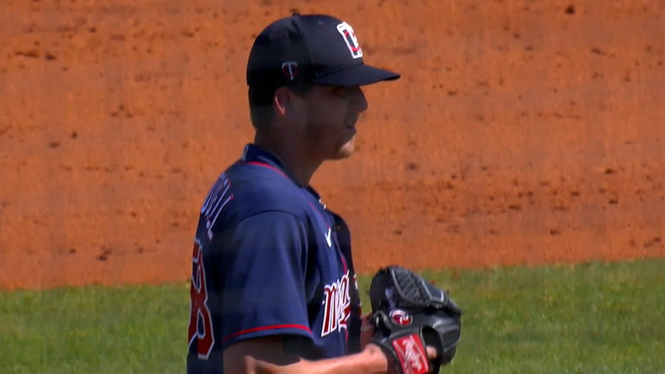 Brandon Waddell's solid outing