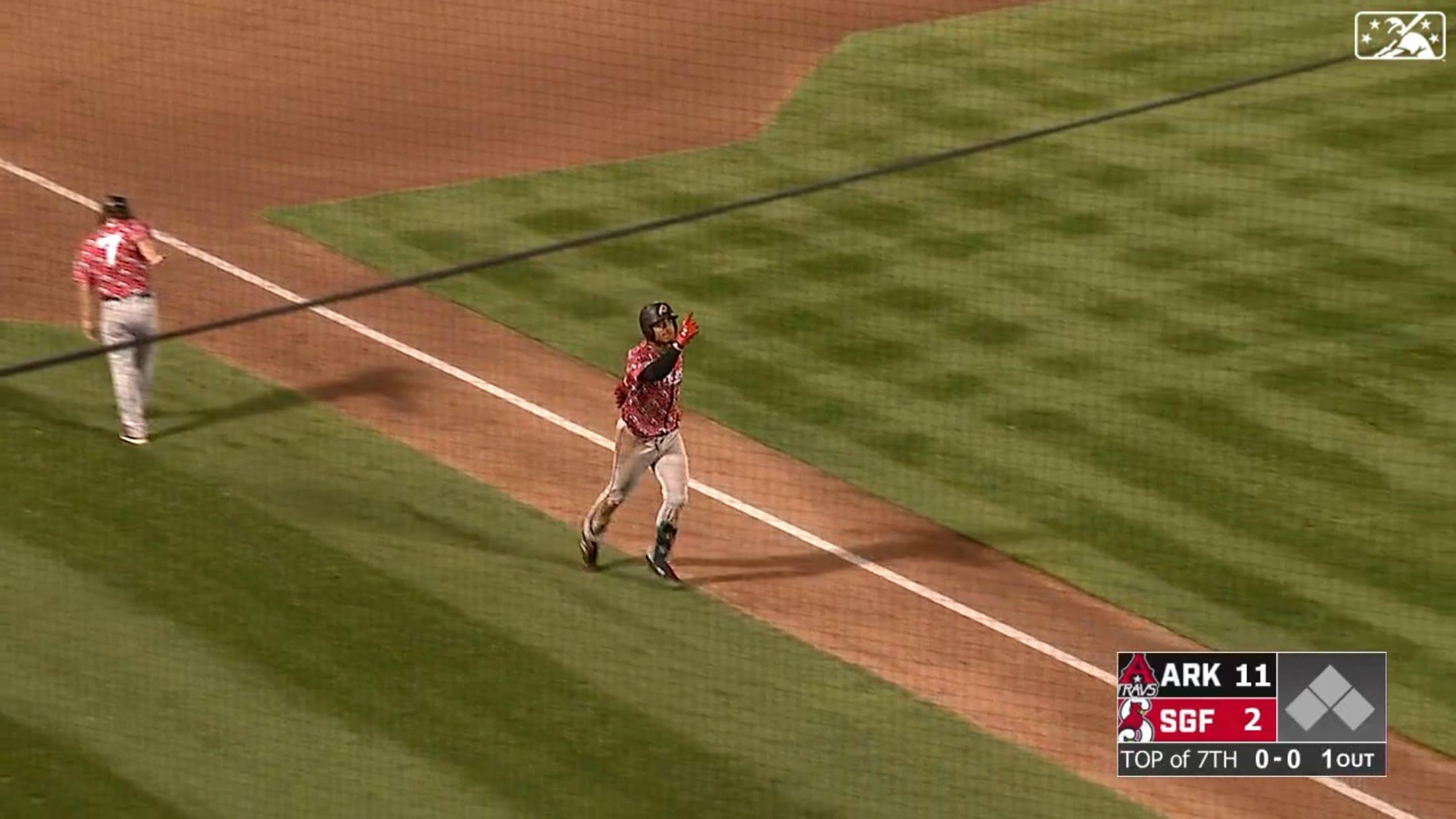 Rodríguez drills second homer