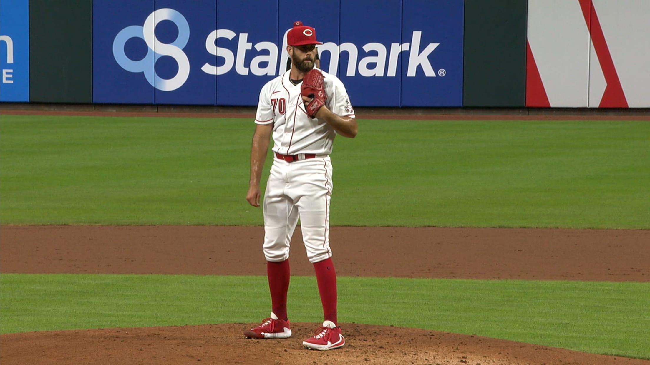 Tejay Antone K's 5 in MLB debut