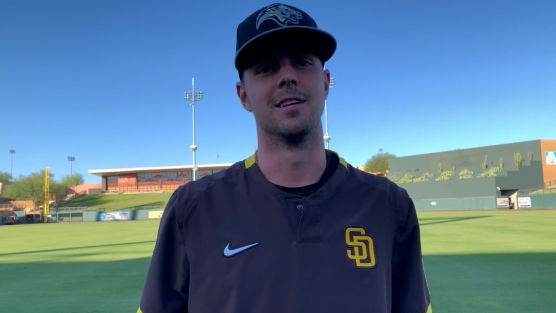 MacKenzie Gore on his outing