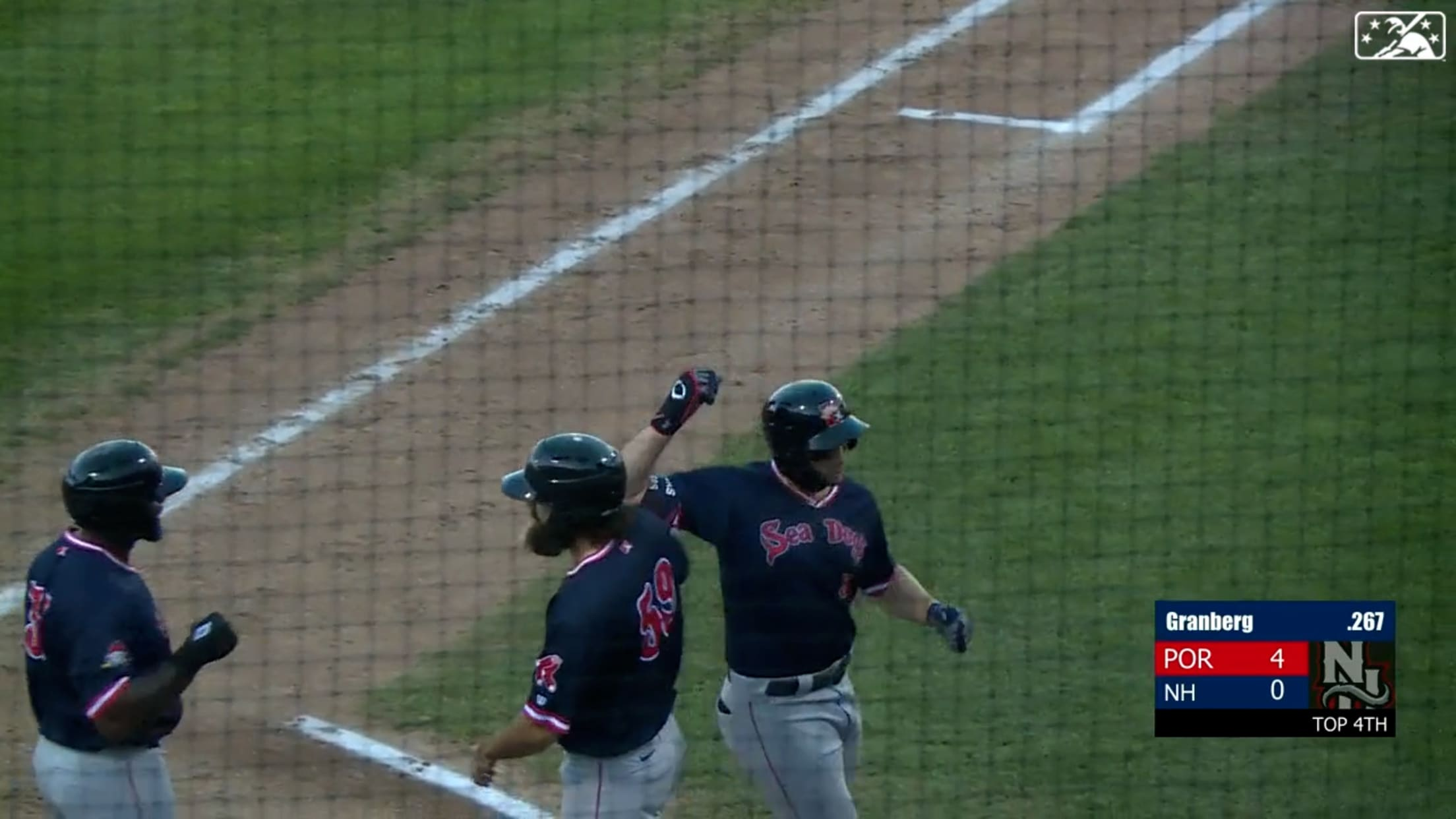 Casas crushes two homers