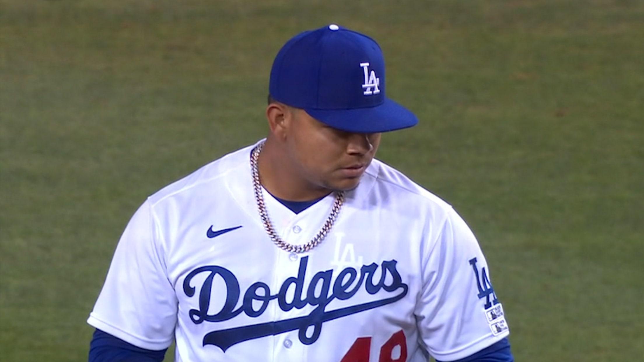 Brusdar Graterol's Dodgers debut