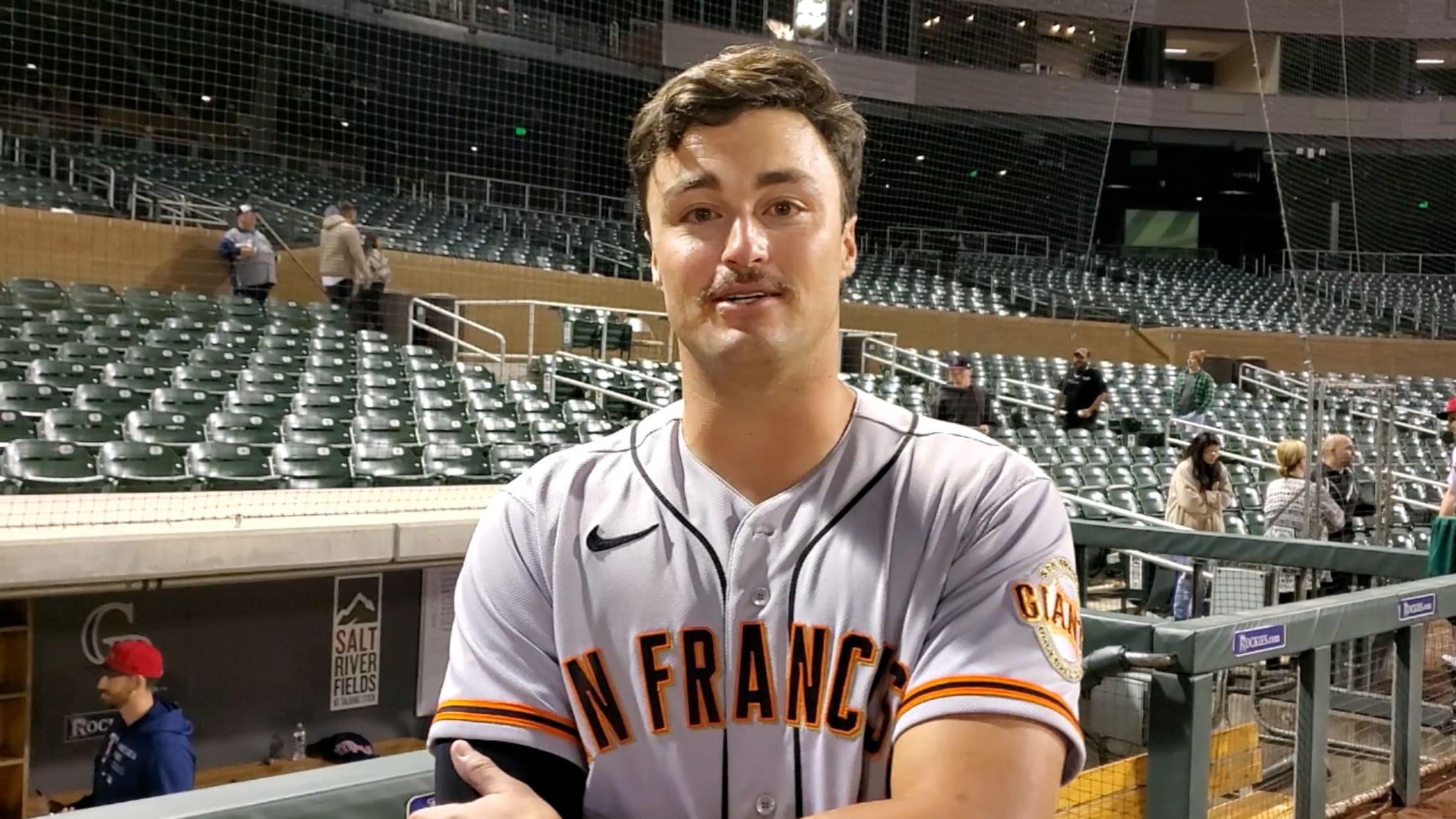 Hunter Bishop on Fall League