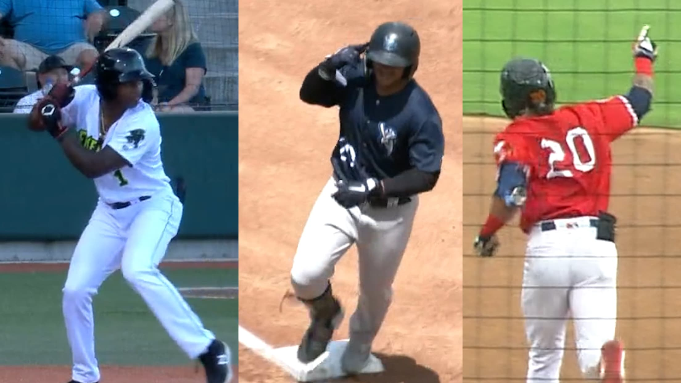 Prospects in the MiLB playoffs