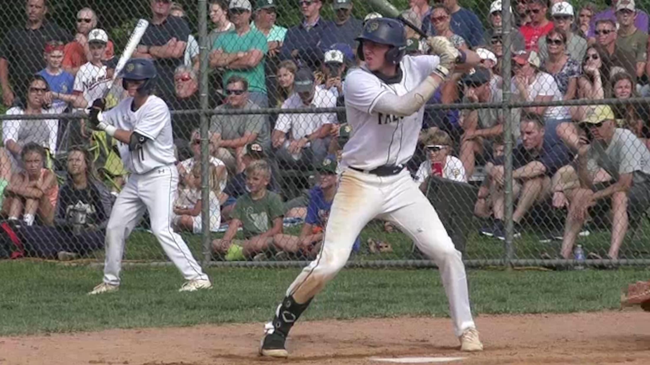 2021 Draft: Jackson Merrill, RHP
