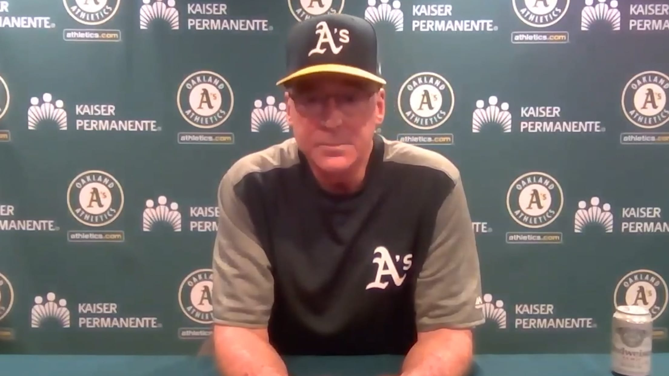 Bob Melvin on Jesús Luzardo, win