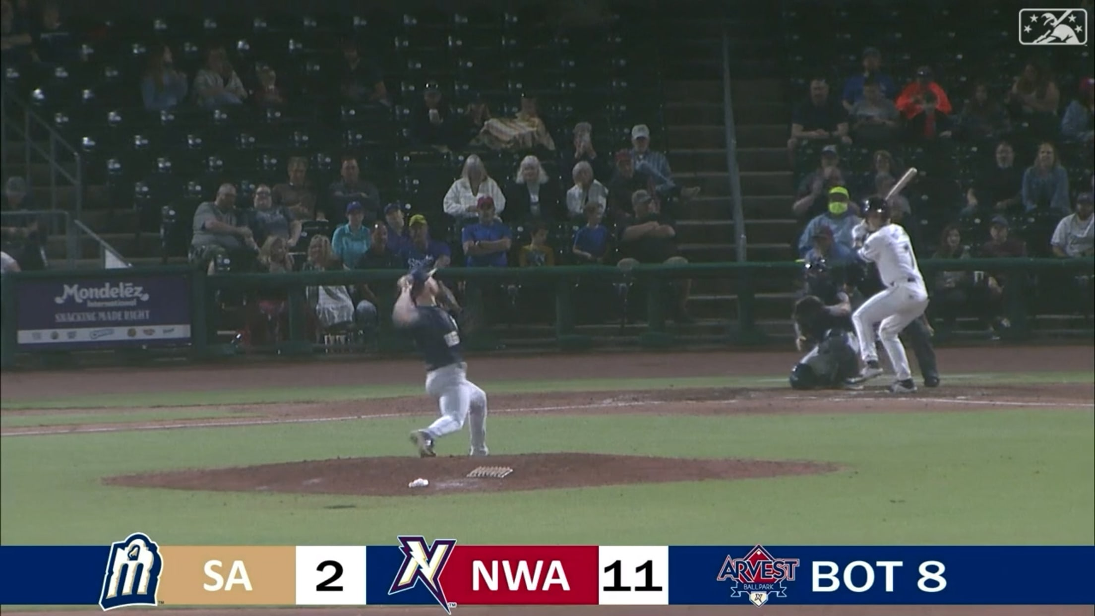 Witt Jr.'s 3-HR game in Double-A