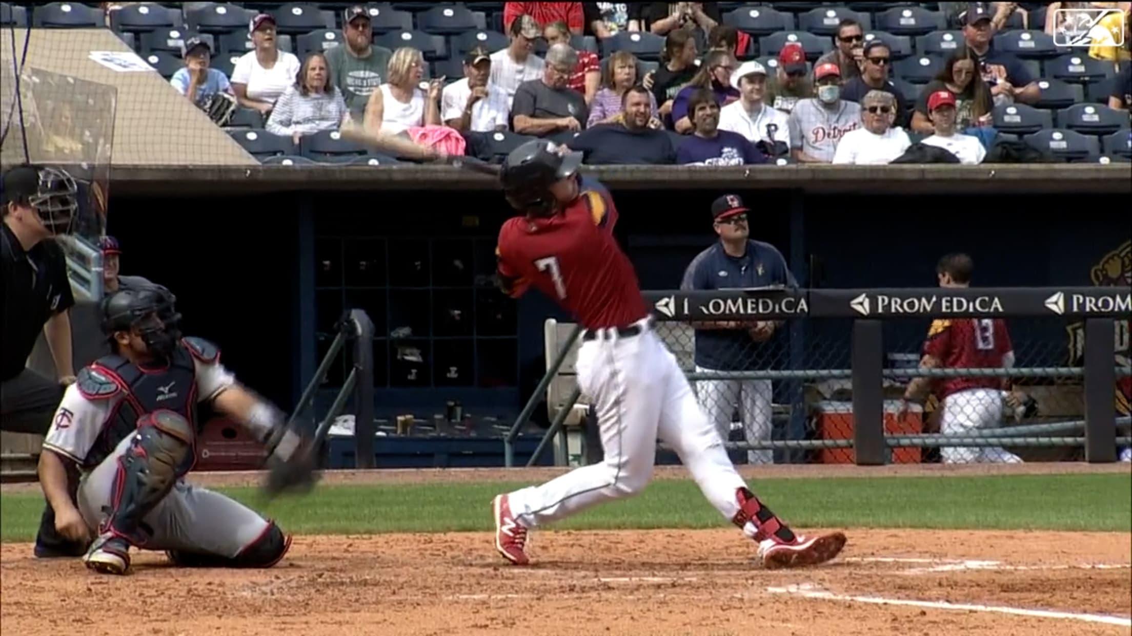 Torkelson's 30th home run