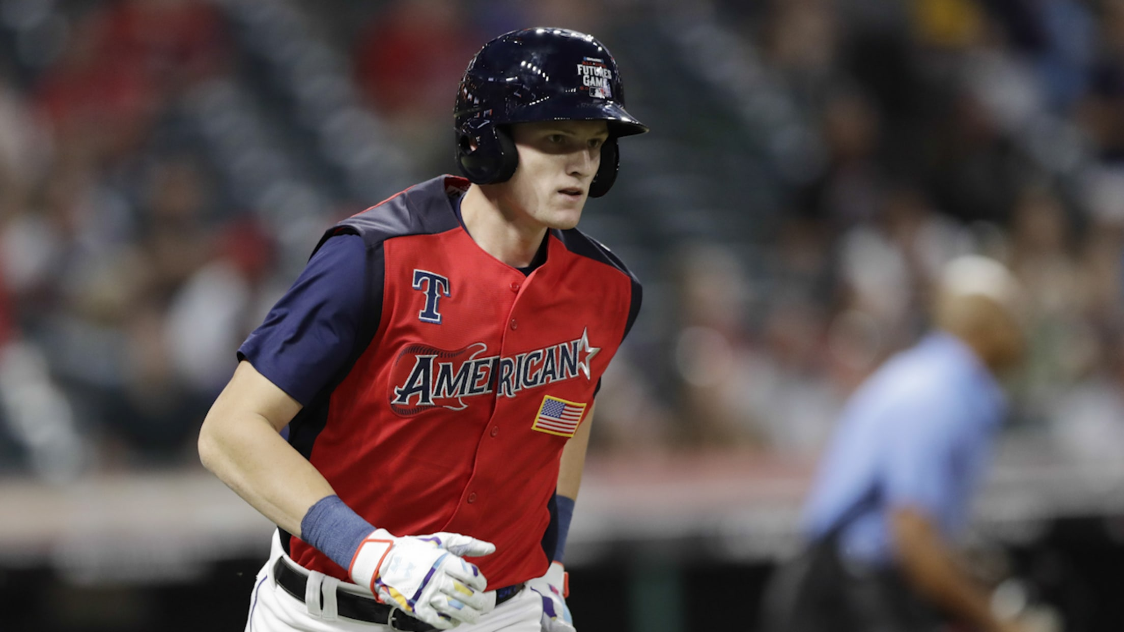 Top Prospects: Huff, TEX