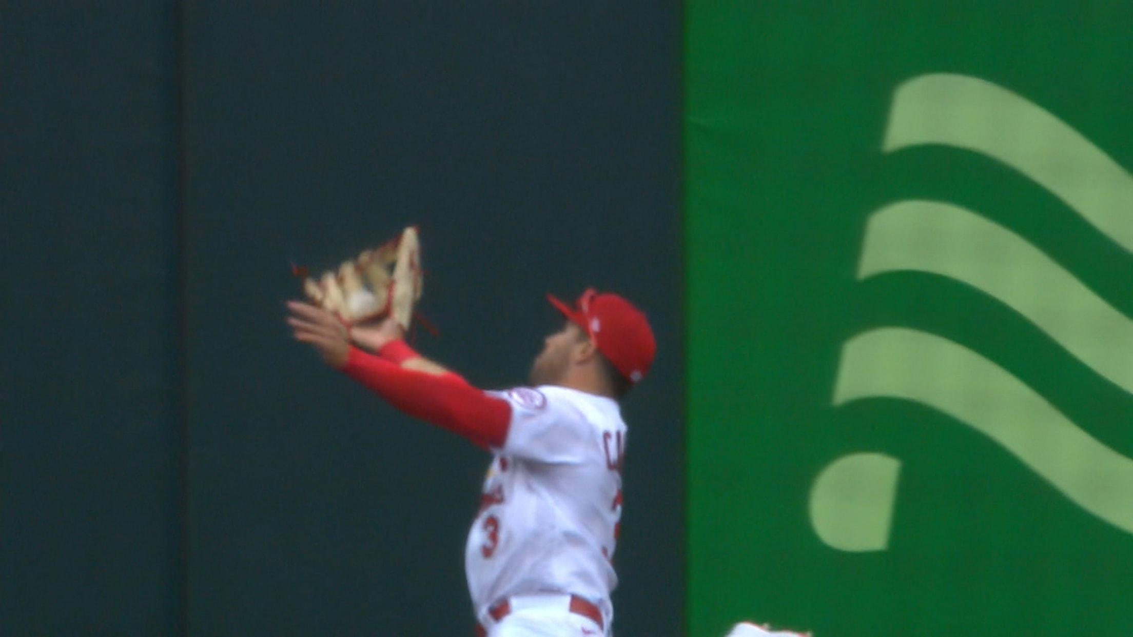 Dylan Carlson's running catch