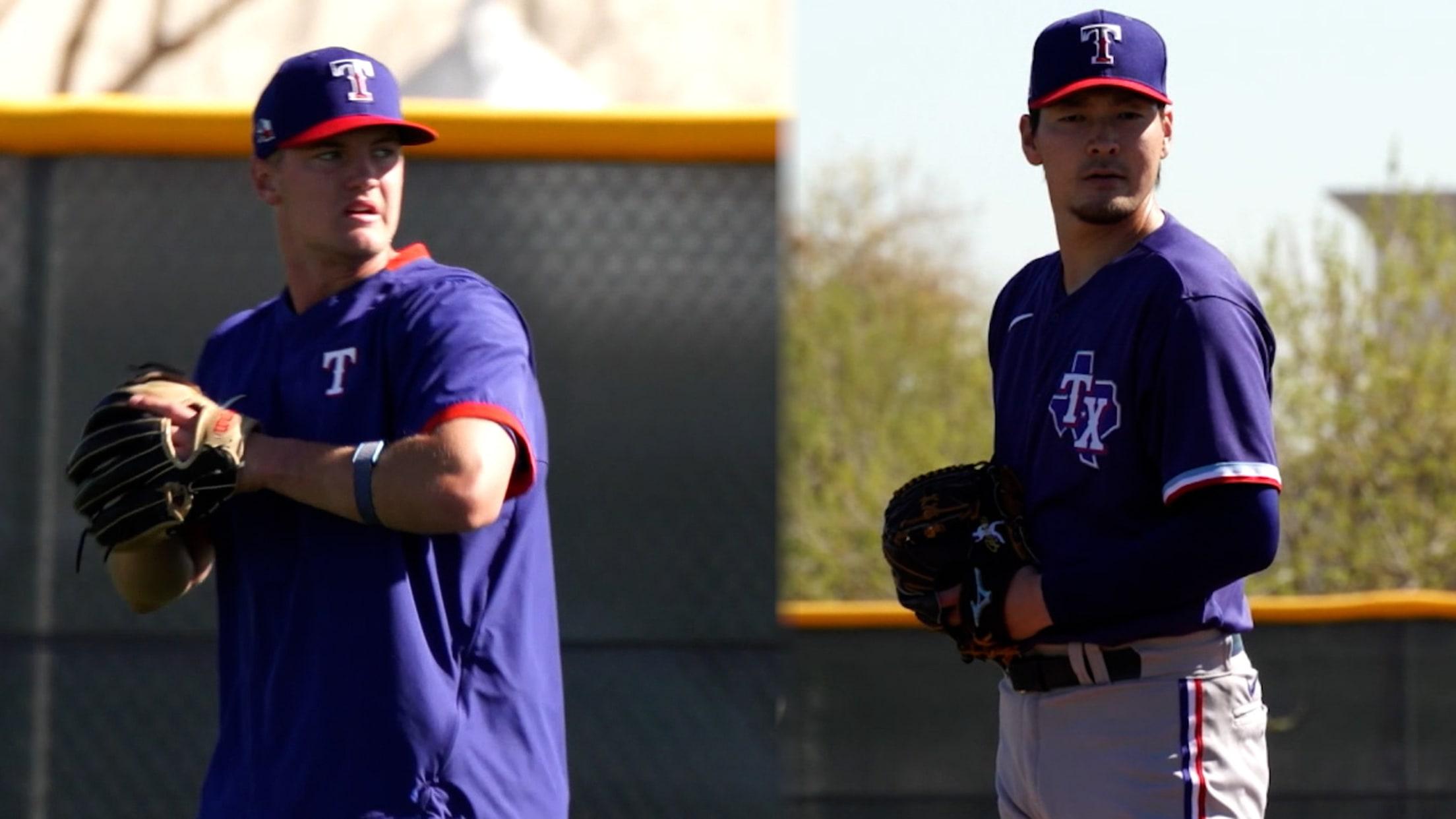 Rangers, Woodward on spring work