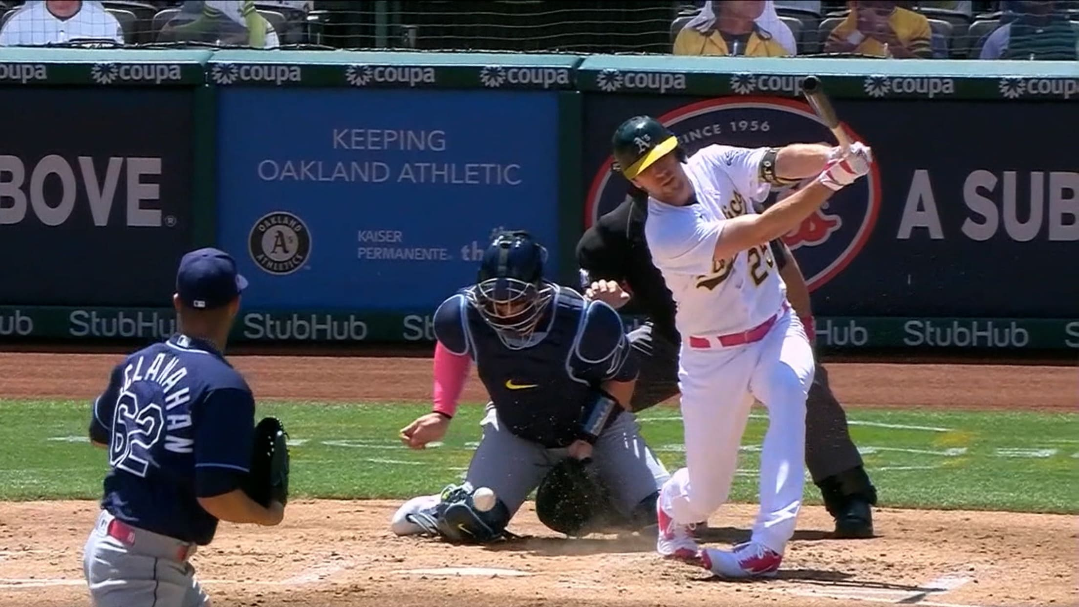 McClanahan K's Piscotty