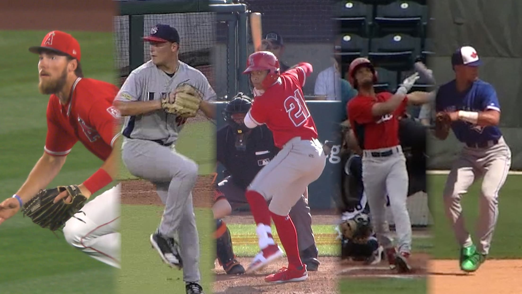 Angels prospects on the rise