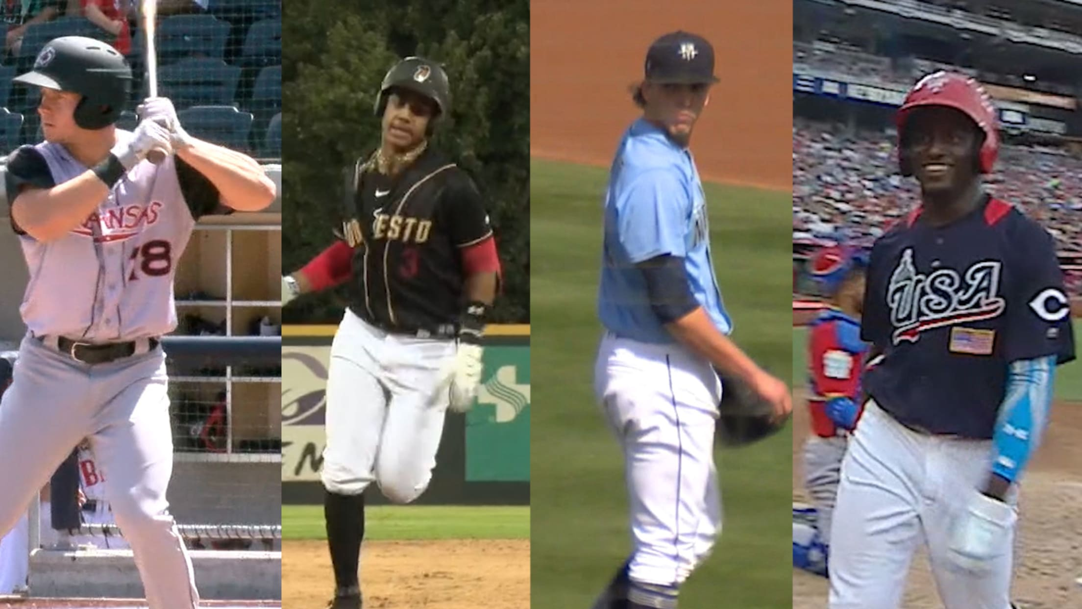 Mariners prospects on the rise