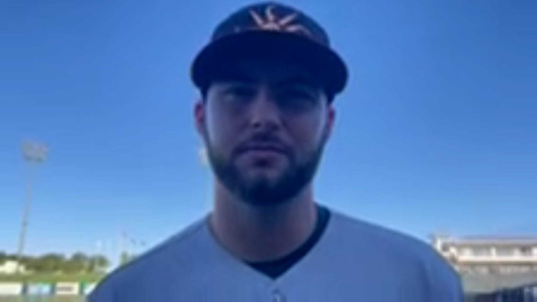 Criswell on his Fall League start