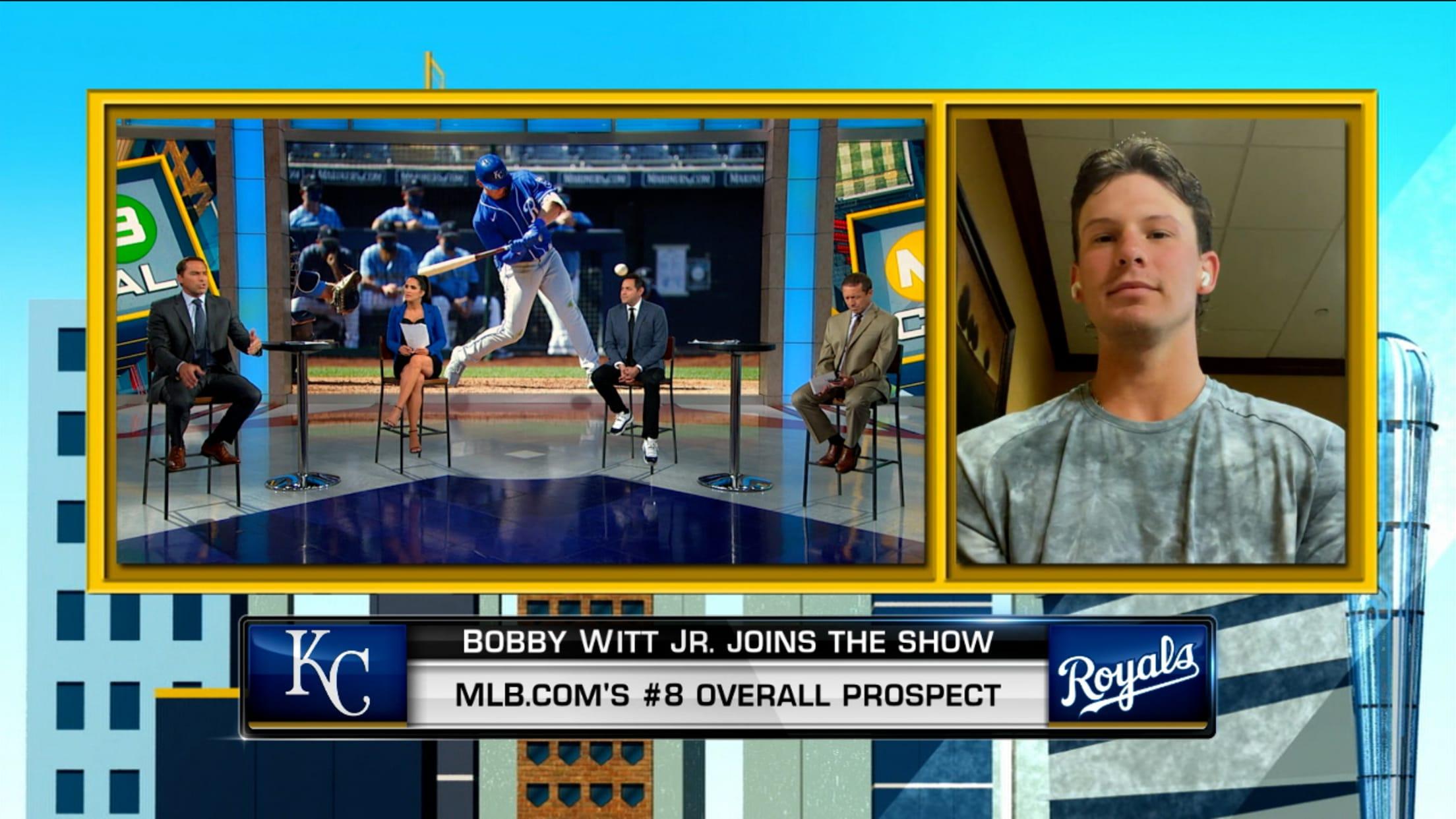 Bobby Witt Jr. on Futures Game