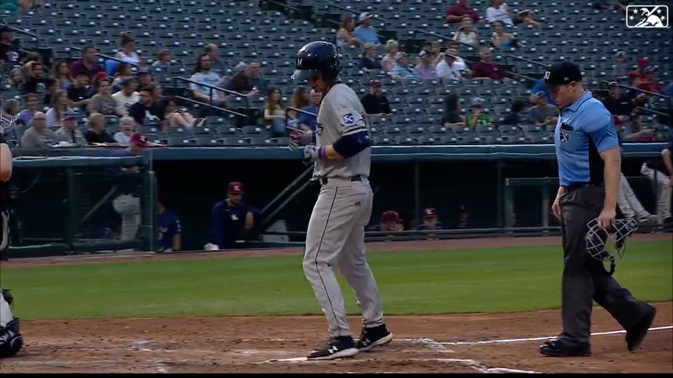 Witt loses HR after missing home