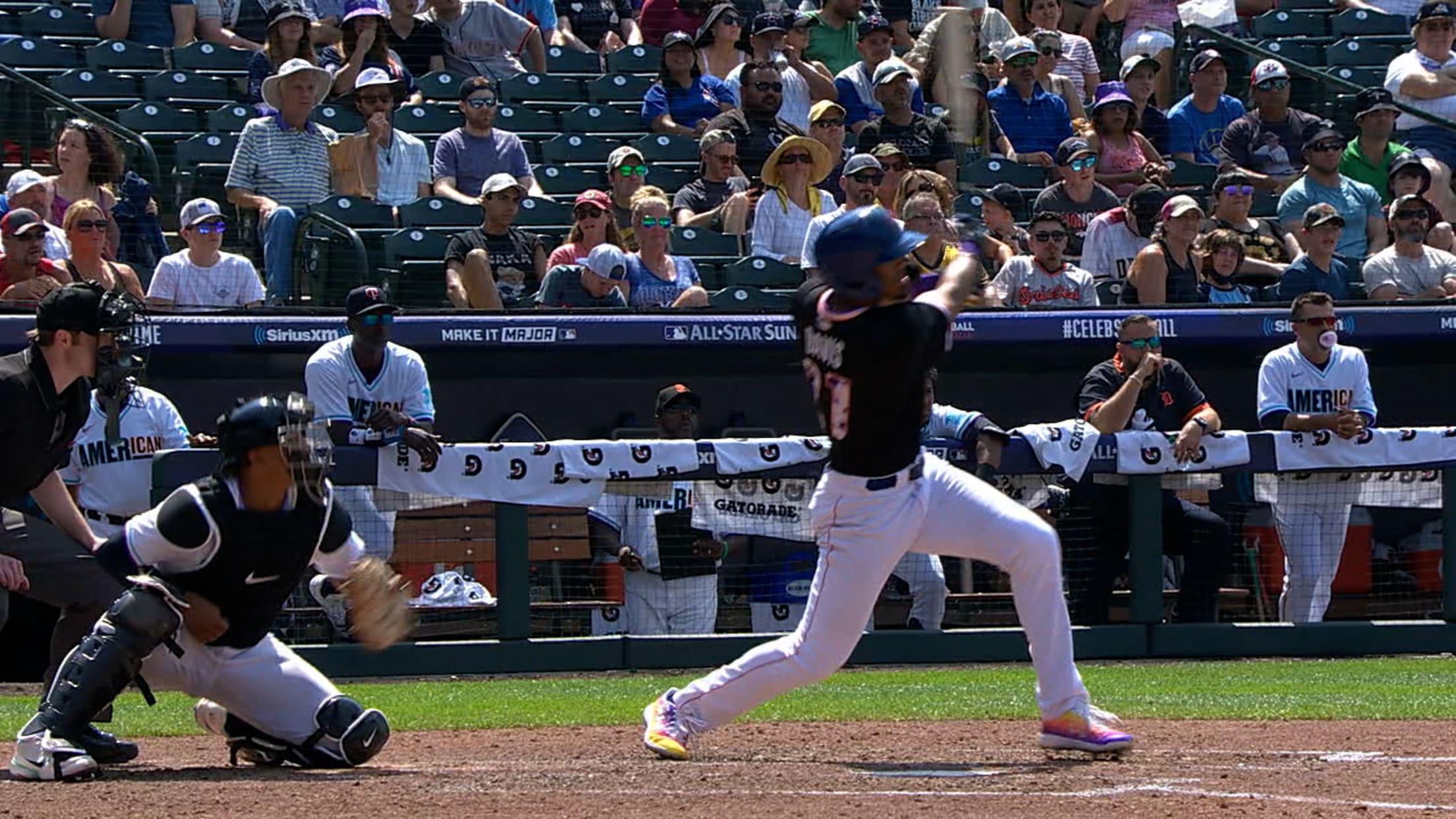 Brennen Davis' second home run