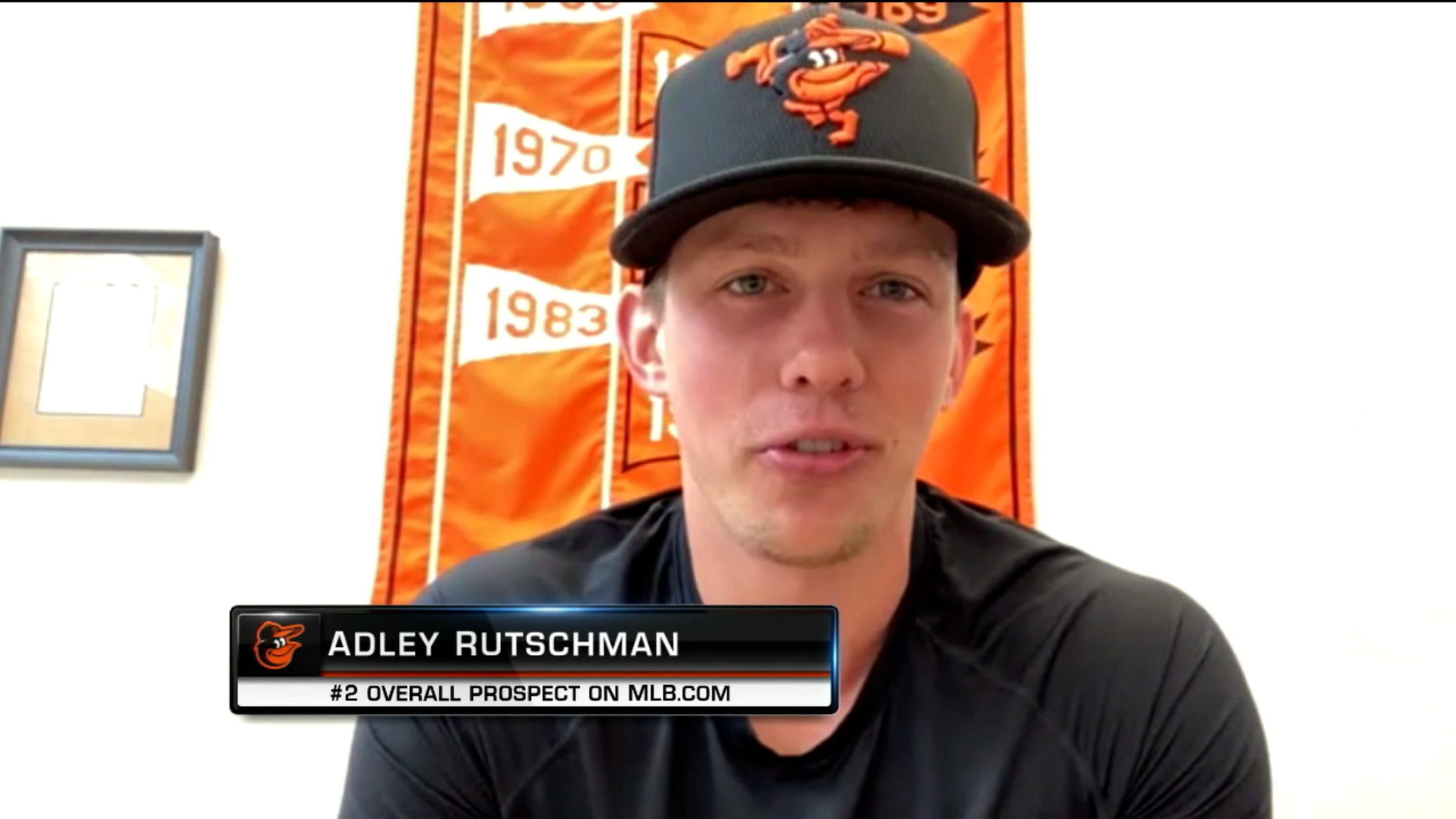 Adley Rutschman on ST thus far