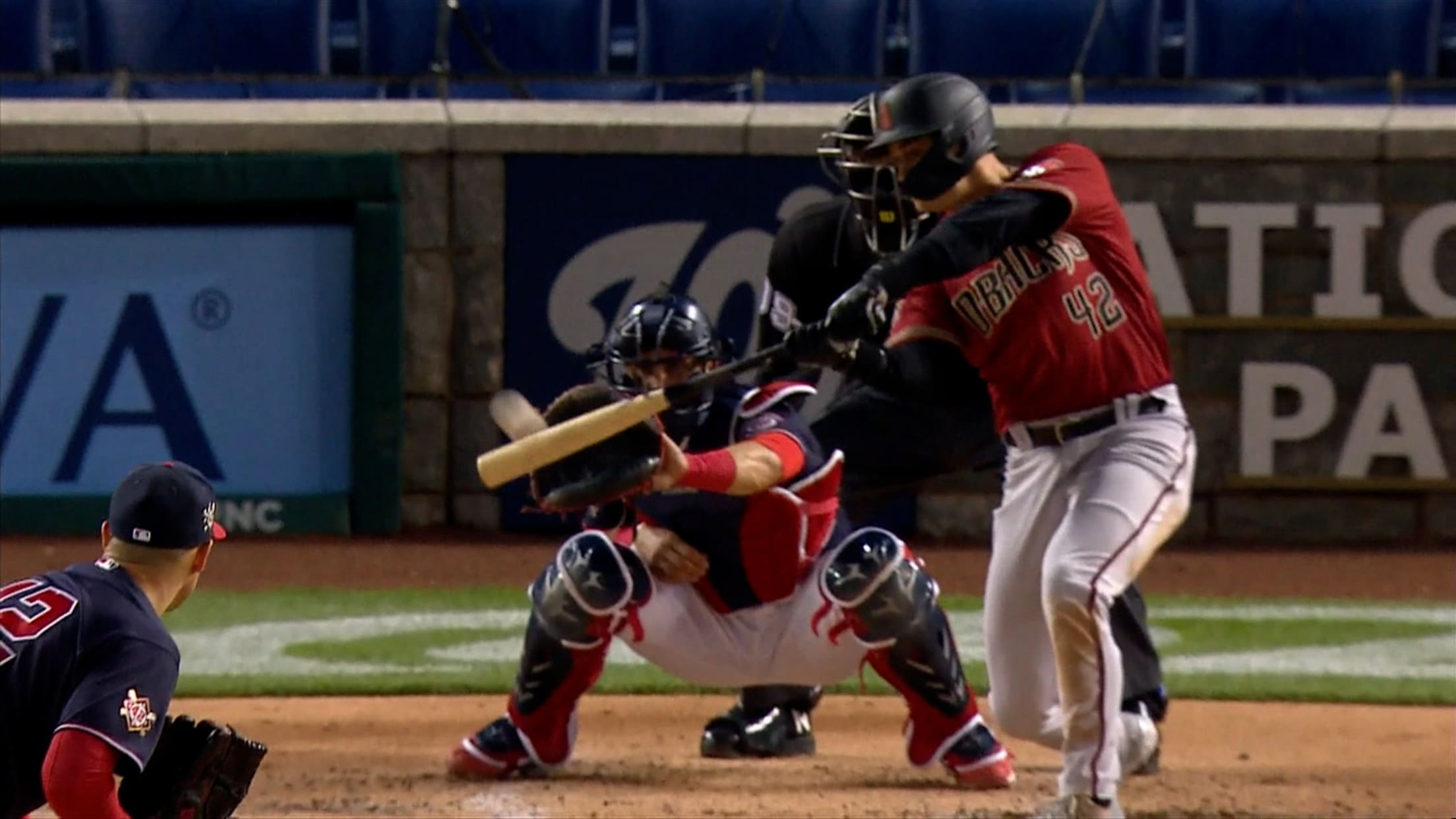 Andrew Young's grand slam