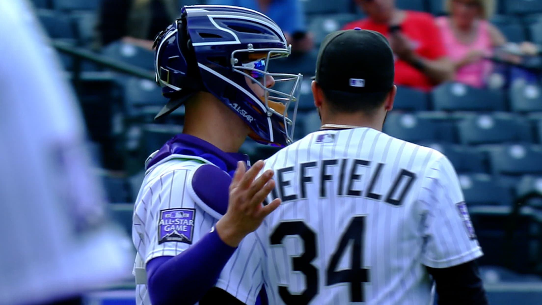 Jordan Sheffield ends the game