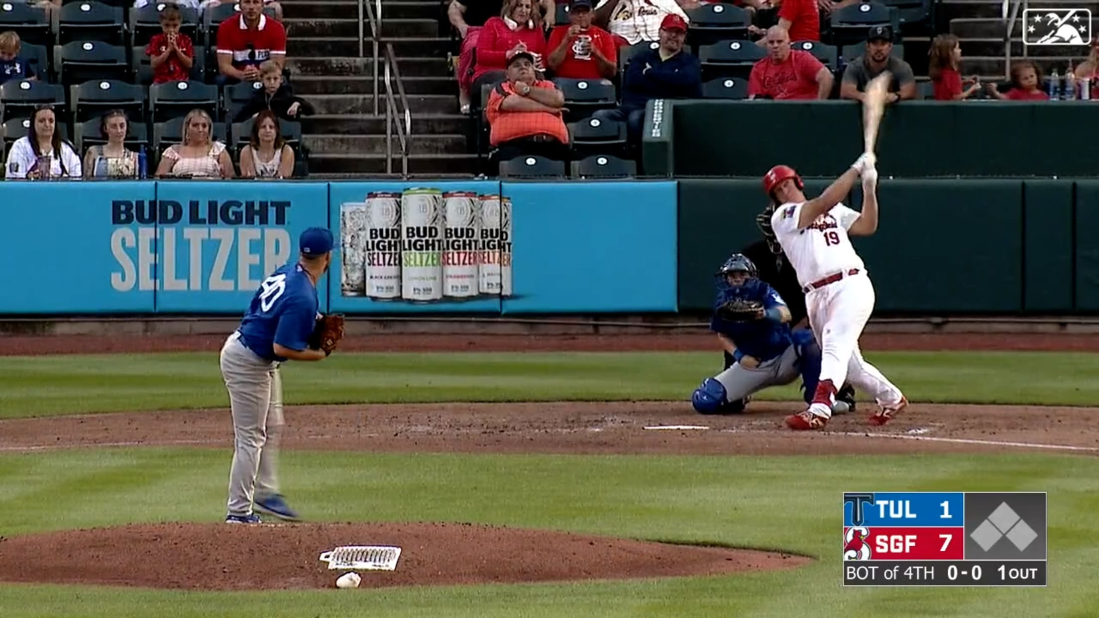 Baker crushes two more homers