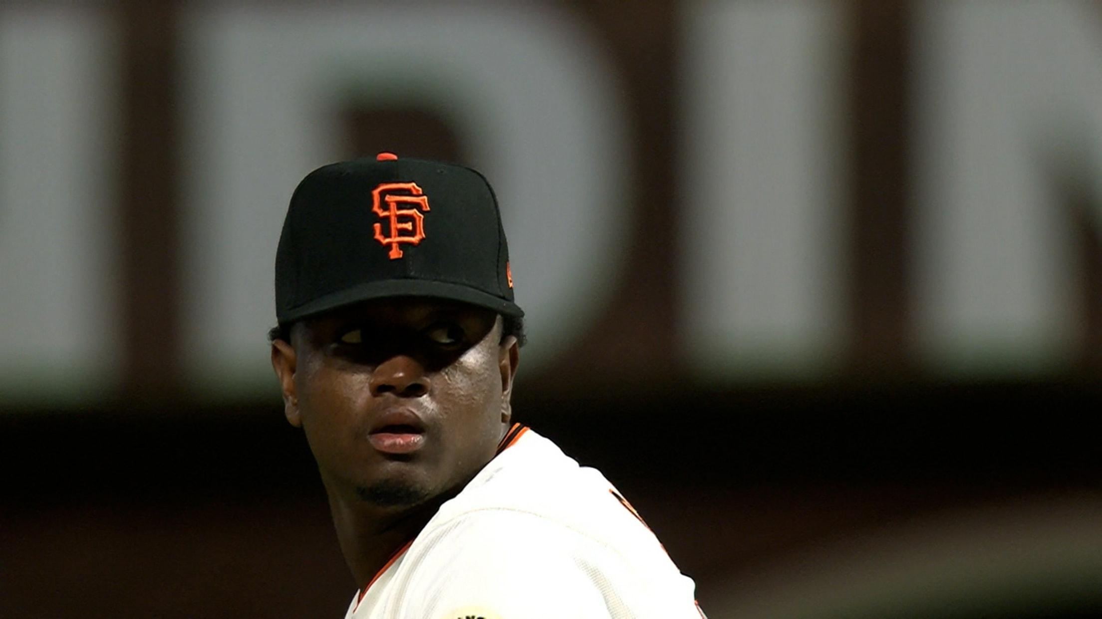 Gregory Santos' MLB debut
