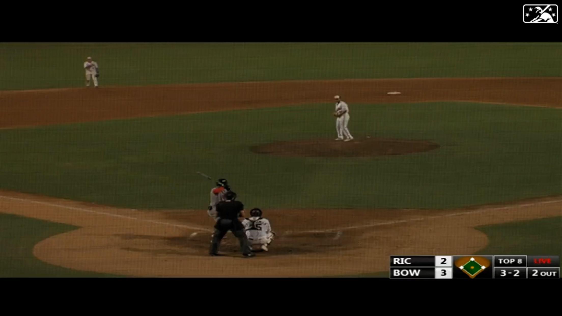 Heliot Ramos crushes 7th homer