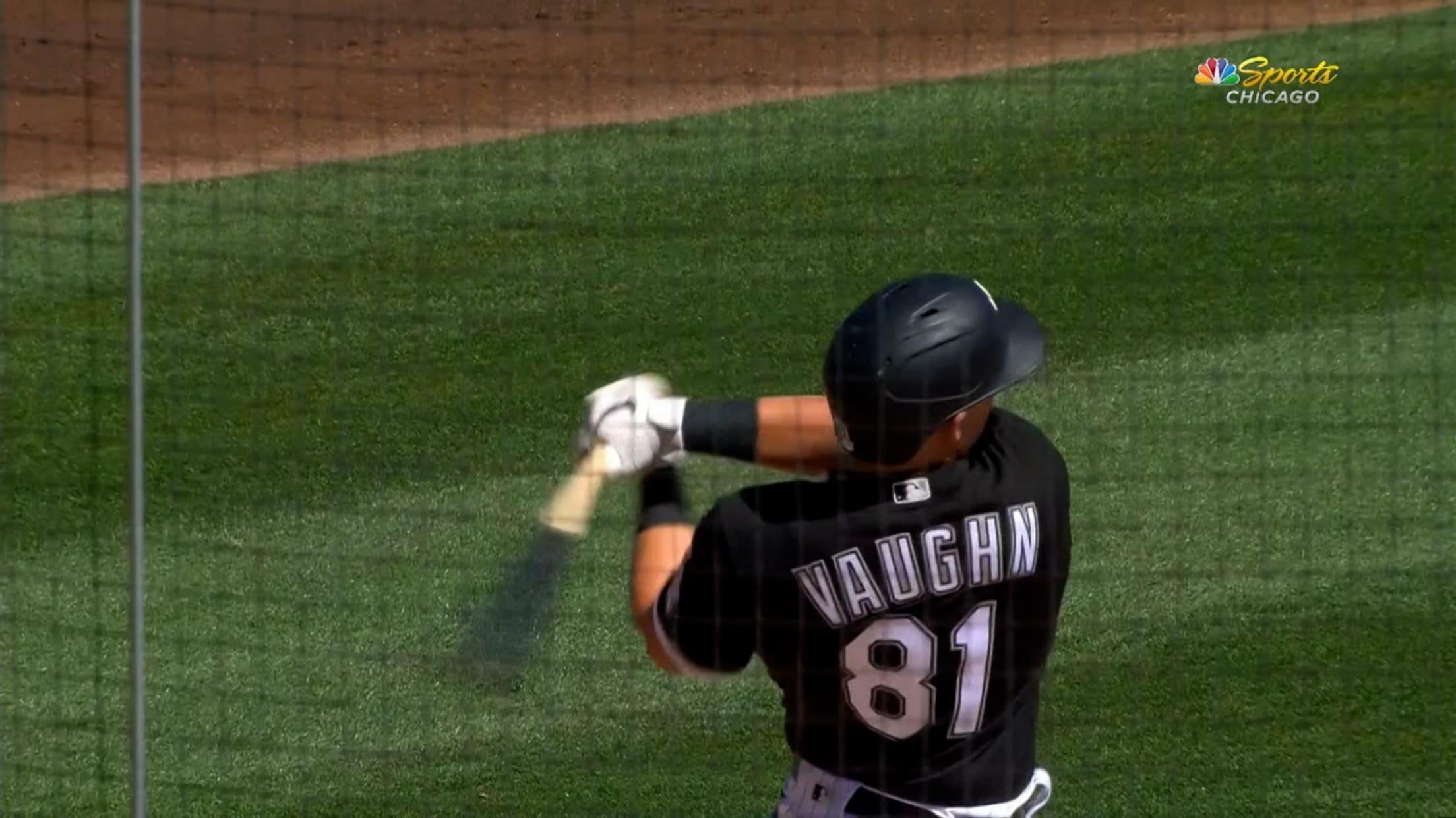 Andrew Vaughn's 3-run home run
