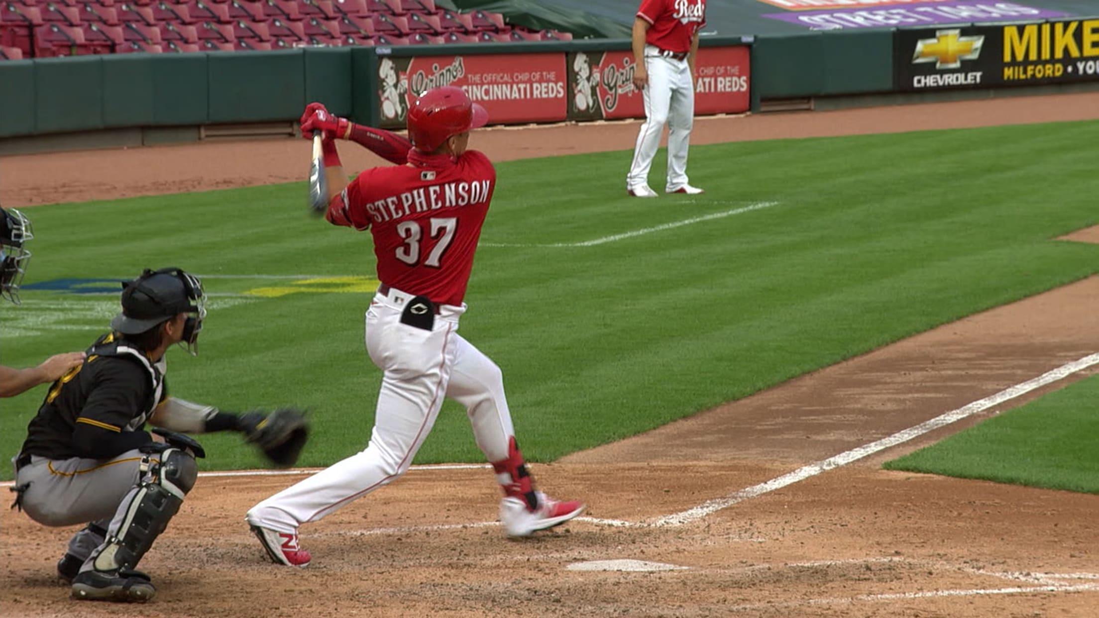 Tyler Stephenson on 2020 season