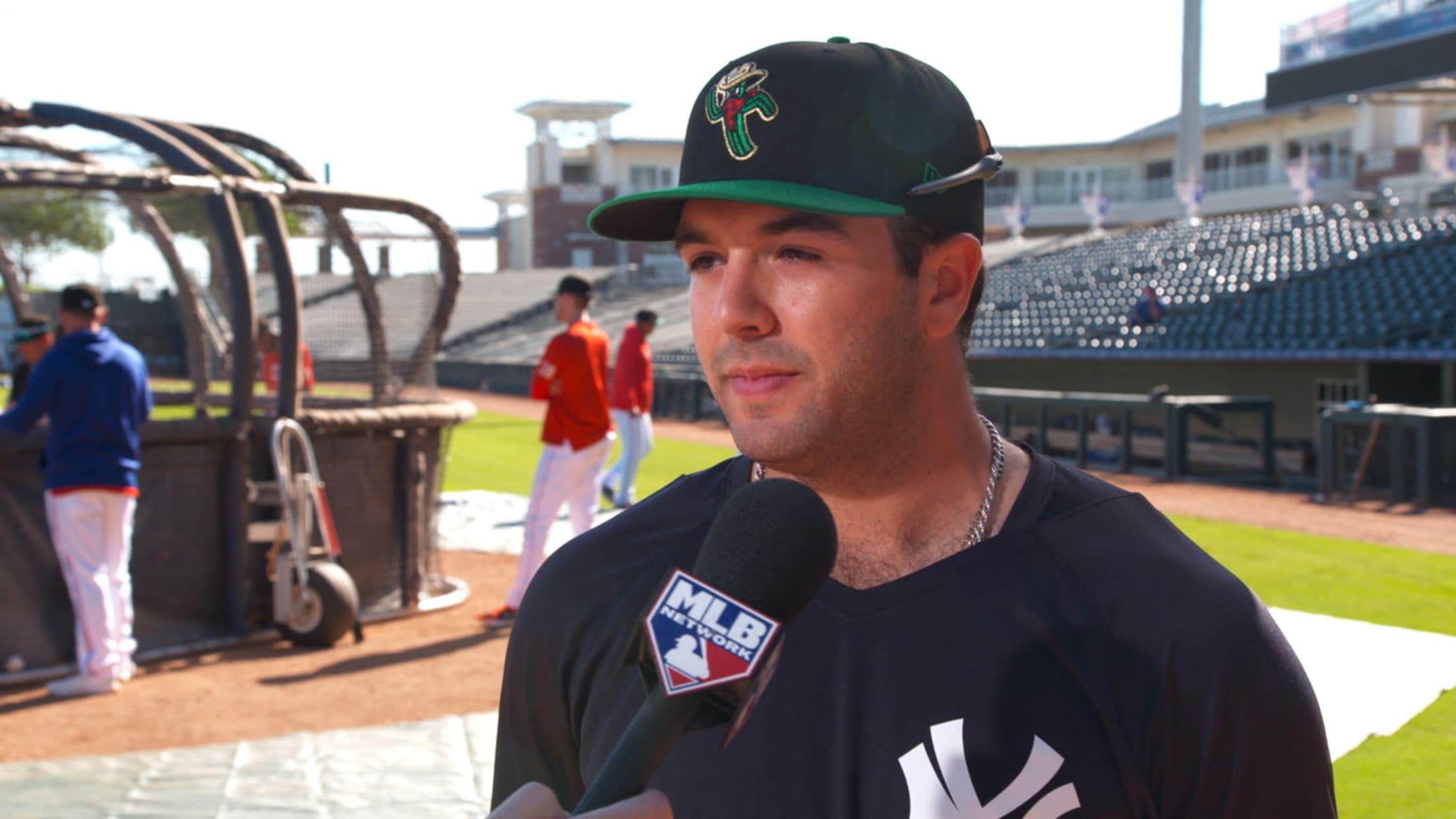 Austin Wells on Fall League