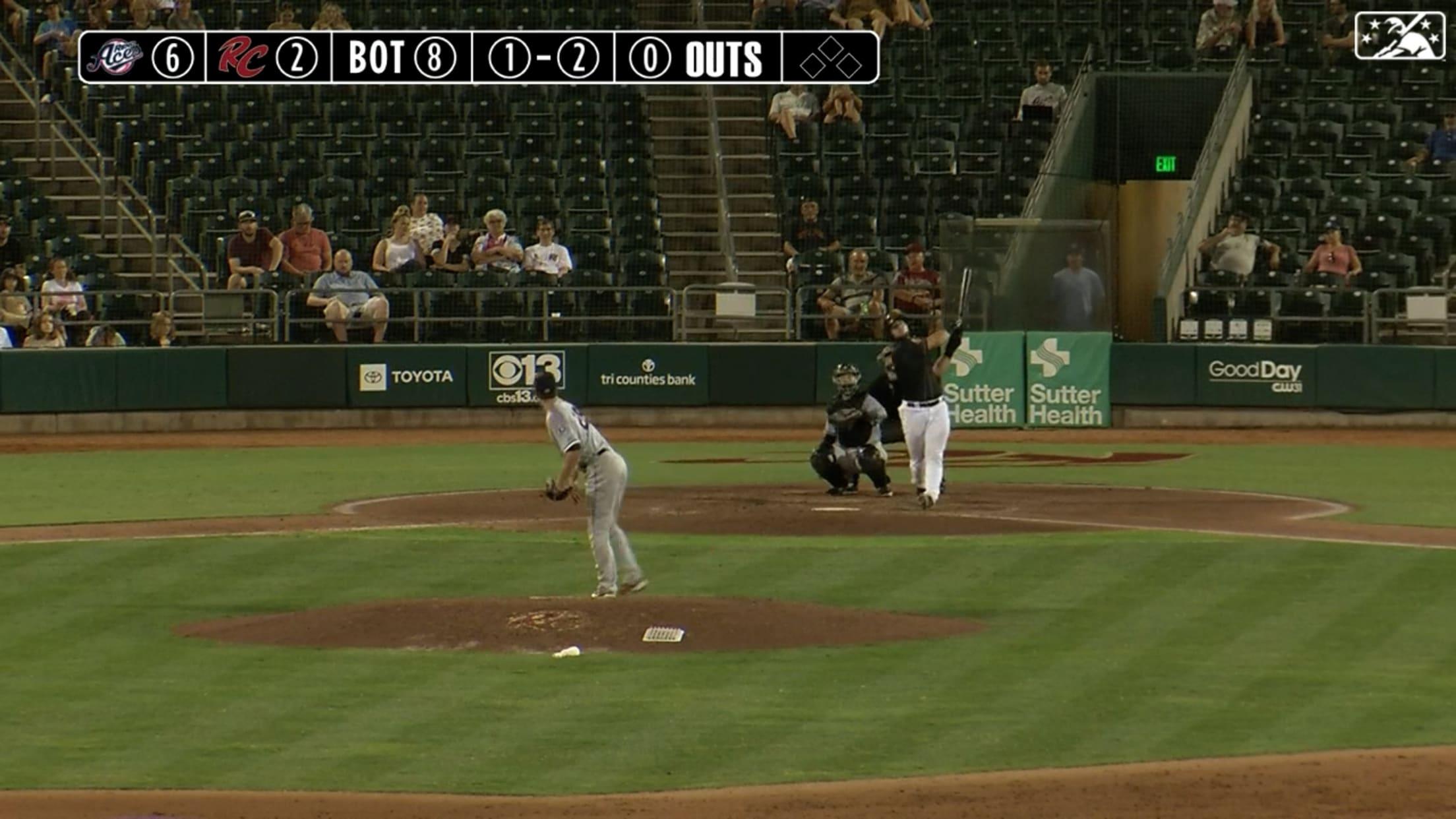 Bart belts 10th homer a long way