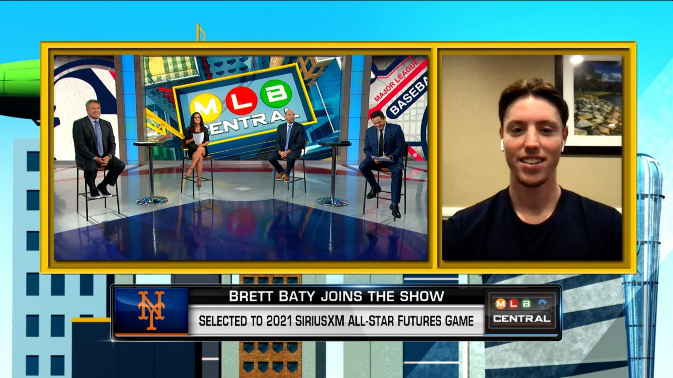 Brett Baty on Futures Game, more
