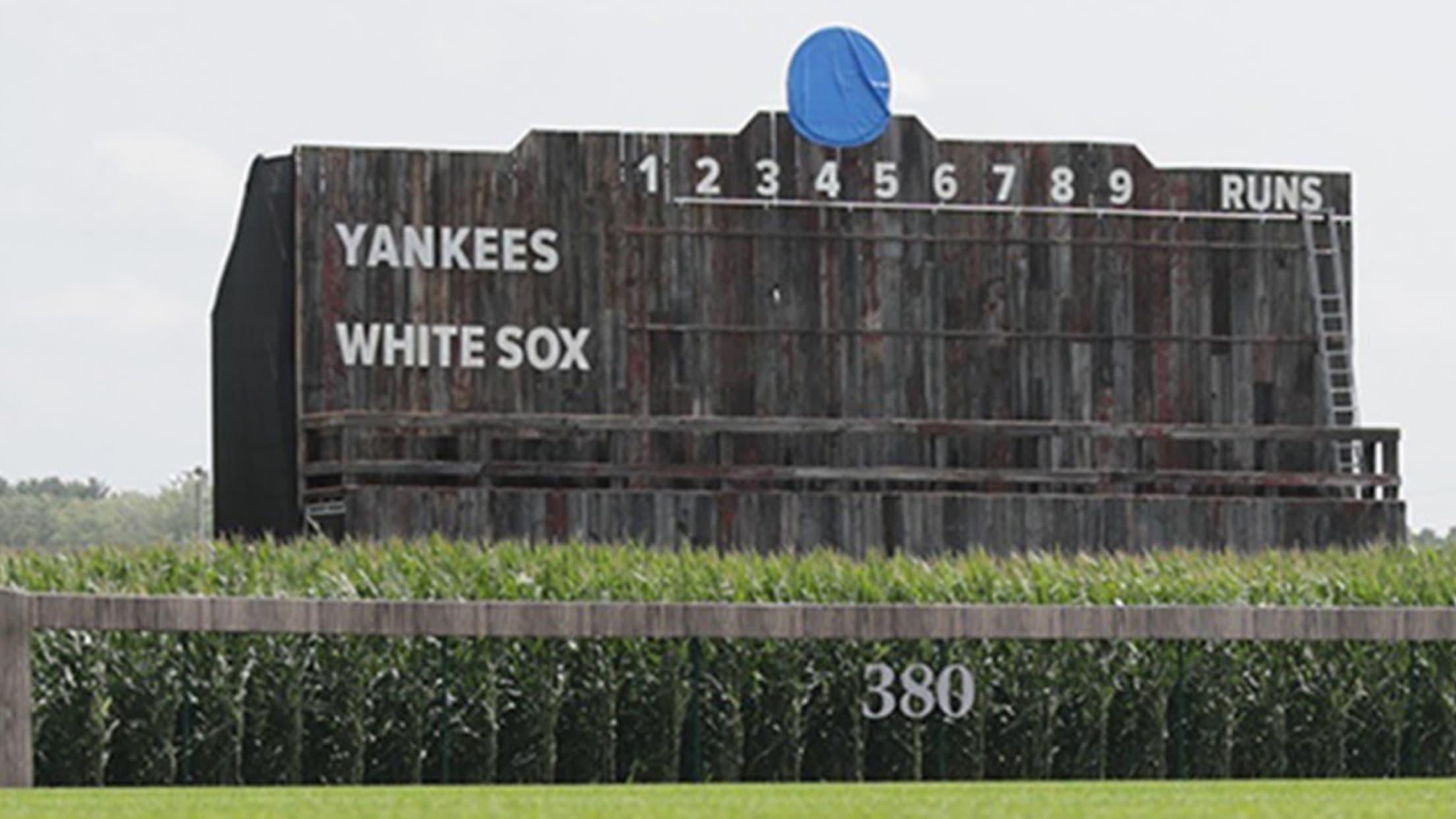 2668 2 Field of Dreams scoreboard 081221